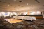 The Lily room is a great for a smaller type function or corporate event with seating available for up to 60 guests. The room options package includes AV hire, microphone, TV, DVD and white board.